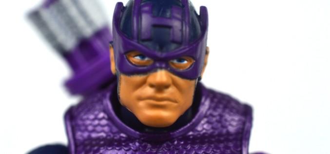 Hasbro Marvel Legends Avengers Infinite Series Hawkeye Review