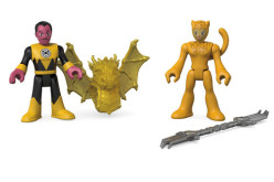 Fisher Price Announces New DC Comics Super Friends Imaginext Figures