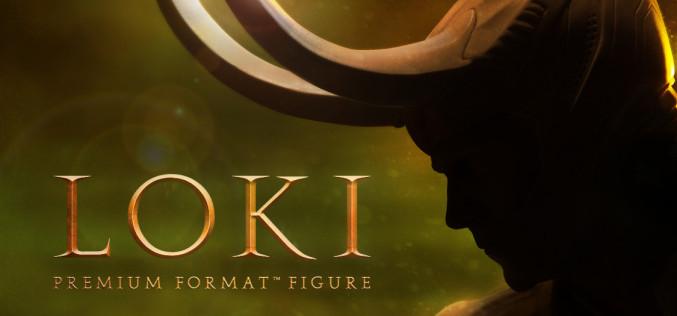 Sideshow Collectibles Announces Loki Premium Format Figure