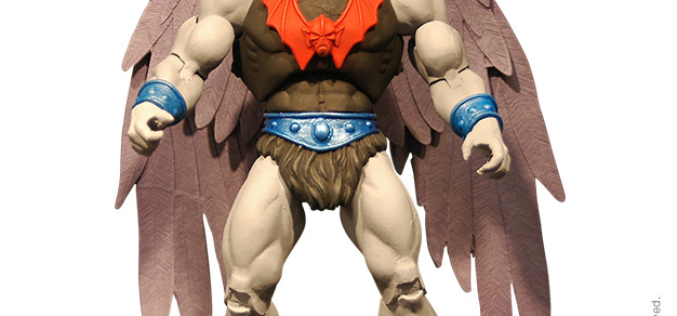 Masters Of The Universe Classics Vultak Figure Delayed To The End Of April
