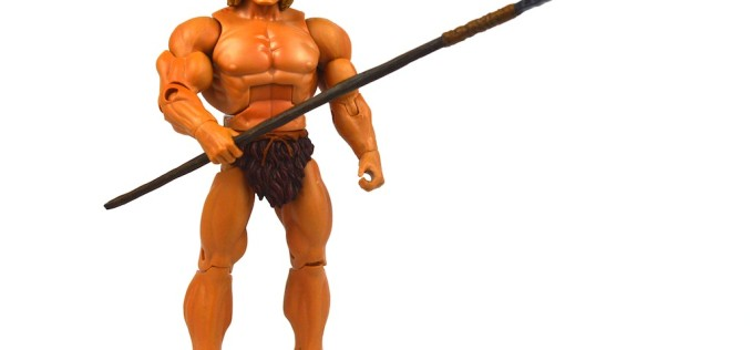 Masters Of The Universe Classics Oo-Larr Review