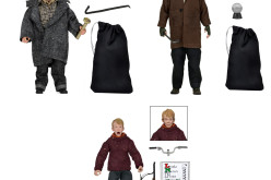NECA Shipping: Home Alone 8″ Clothed Action Figures & Terminator Endoskeleton In Window Box