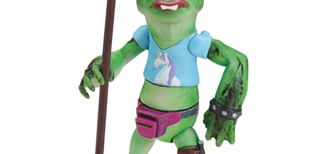 Nickelodeon Teenage Mutant Ninja Turtles Napoleon Bonafrog Figure Now Shipping