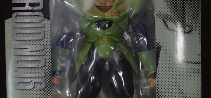 S.H. Figuarts Dragonball Z Android 16 Figure Review