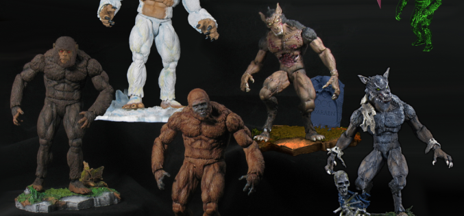 SDCC 2016: Interview With Toy Sculptor Jean St. Jean On Creatureplica