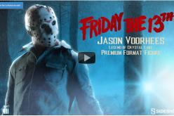 Sideshow Jason Voorhees Premium Format Figure Video Preview
