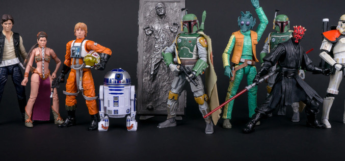 Hasbro Star Wars: The Black Series 6″ Official Poll Results