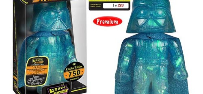 Funko Hikari Friday Reveal – Hologram Darth Vader & Clone Trooper Utapau Sofubi Vinyl Figures