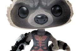TFAW Update – SDCC 2015 Exclusive Funko Ravager Rocket Raccoon Previews Exclusive Flocked POP! Vinyl Bobble Head