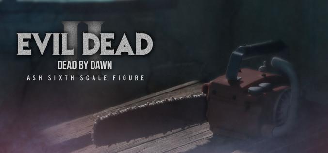 Sideshow Collectibles Announces Evil Dead Ash Sixth Scale Figure