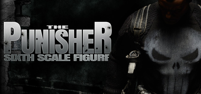 Sideshow Collectibles Announces The Punisher Sixth Scale Figure