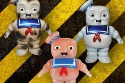 Entertainment Earth Daily Deal – Funko Ghostbusters  Stay Puft Hikari Sofubi Vinyl Figures
