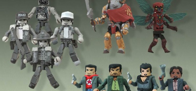 Entertainment Earth Daily Deal – 20% Off Minimates Today
