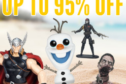 Entertainment Earth Summer Year End Clearance Sale Ends Today