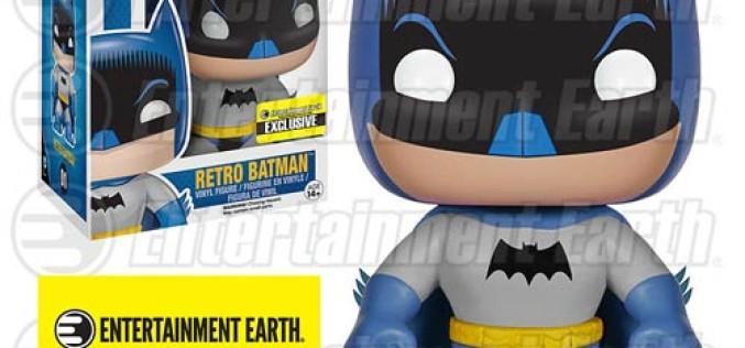 Batman 1950s Comic Pop! Heroes Vinyl Figure – Entertainment Earth Exclusive