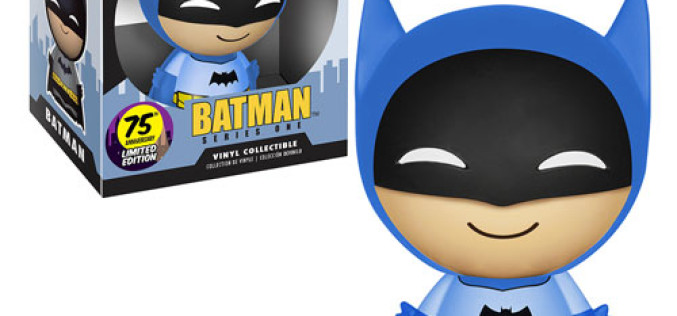 Funko Batman 75th Anniversary Rainbow Batman Dorbz Vinyl Figures