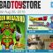 BigBadToyStore Update: Dragon Ball Z, Power Rangers, Transformers, Star Wars, Batman, Barbie & More