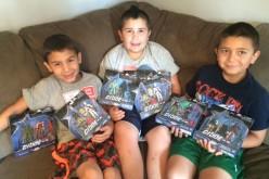 Contest Winner Of Hasbro G.I. Joe 50th Anniversary Giveaway Writes In