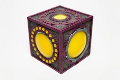 DC Collectibles Mother Box Prop Relica Details