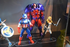 SDCC 2015 – Hasbro Marvel Booth Coverage Day 4