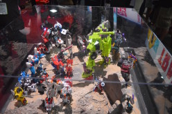 SDCC 2015 – Hasbro Star Wars & Transformers Dioramas