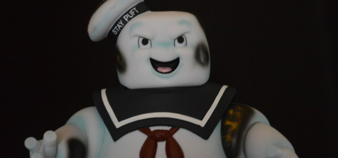 Diamond Select Toys Ghostbusters Burnt Stay Puft 11-Inch Vinyl Bank Review