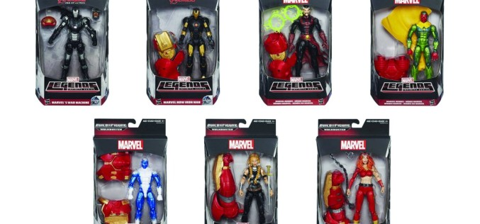 Hasbro Marvel Legends Infinite Series Hulkbuster Wave In Stock At Amazon