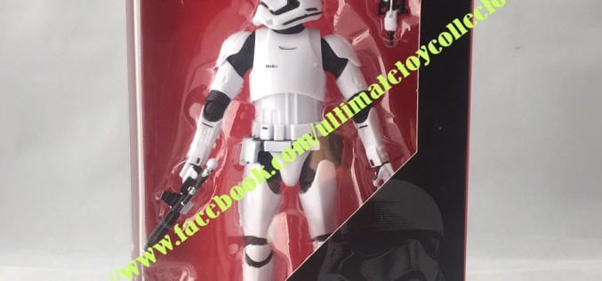 Hasbro Star Wars The Black Series 6″ Figures Revealed