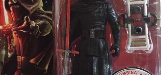 Hasbro Star Wars The Force Awakens 6″ Figures Listed On eBay