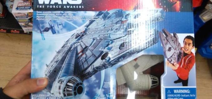 Hasbro Star Wars The Force Awakens The Millennium Falcon Revealed