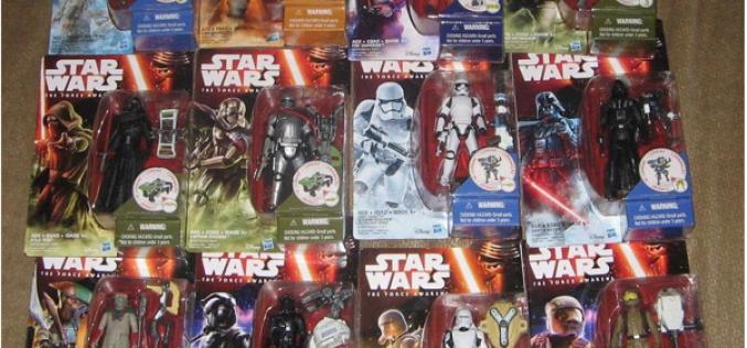 Hasbro Star Wars The Force Awakens Wave 1 Basic Figures Revealed