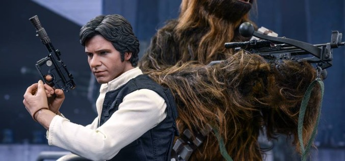Hot Toys Han Solo & Chewbacca Sixth Scale Figure Final Production Images