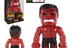 Funko Hikari Friday Reveal – Hulk Red Glitter Premium Hikari Sofubi Vinyl Figure