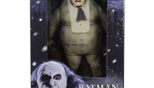NECA Batman Returns Penguin 1/4 Scale Action Figure Listed On eBay