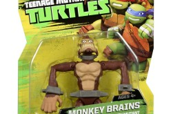 Nickelodeon Teenage Mutant Ninja Turtles Monkey Brains Figure $19.99 At Amazon