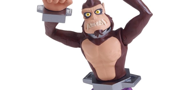 Playmates Toys Teenage Mutant Ninja Turtles Monkey Brains & Serpent Karai $12.99 At Amazon + Free Shipping