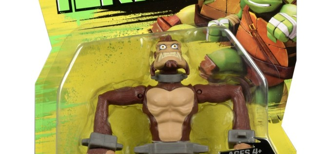 Nickelodeon Teenage Mutant Ninja Turtles Monkey Brains Figure $19.99 At Amazon