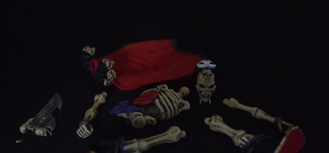 October Toys Skeleton Warriors Baron Dark & Tital Skeletons Review