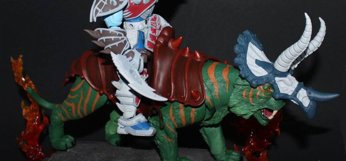 Play With This Too Lost Protectors Painted Boneyard Prototype Images