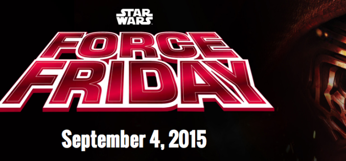 Sideshow Prepares For Force Friday With New Reveals Starting September 2nd