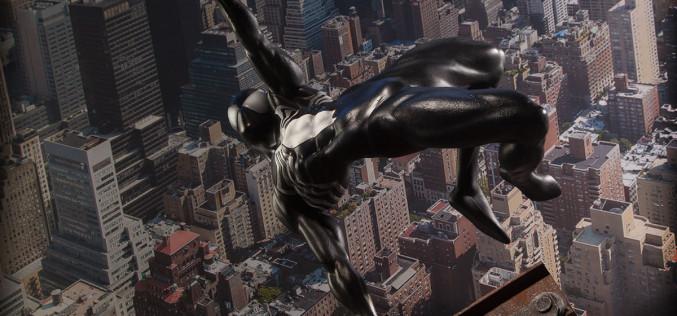 Sideshow Symbiote Spider-Man Premium Format Figure Official Details & Images