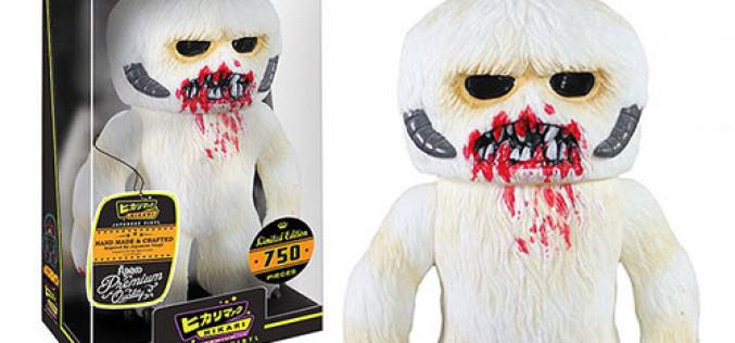 Funko Hikari Friday – Star Wars Bloody Wampa Premium Hikari Sofubi Vinyl Figure