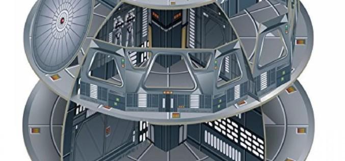 Star Wars Death Star Cardboard Diorama Playset Coming