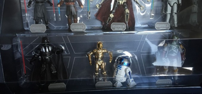 Star Wars Elite Series Legendary Die Cast Action Figure Gift Set