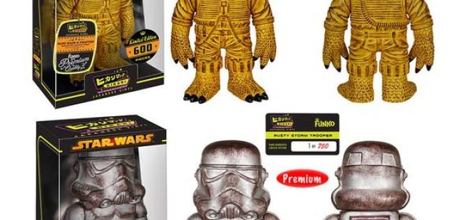Funko Hikari Friday Reveal – Star Wars Planet X Bossk & Rusty Stormtrooper Hikari Figures