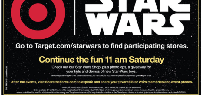 Target Prepares For Force Friday In This Weeks Weekly Ad & Toy Coupons