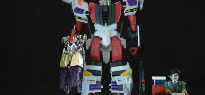 Transformers Collectors' Club FSS 3.0 Carzap & GB Blackrock Review
