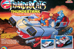 Wishlist Wednesday – Mattel Thundercats Classics 6″ Scale Thundertank Vehicle