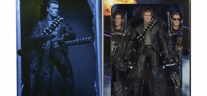 NECA Closer Look: Ultimate Terminator T-800 Action Figure