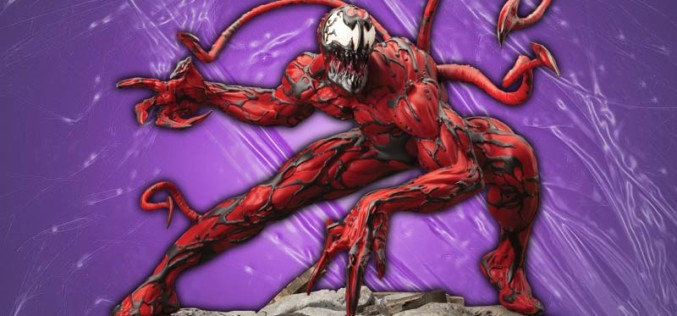 Entertainment Earth Daily Deal – 15% Off Spider-Man Maximum Carnage Sixth Scale Fine Art Statue